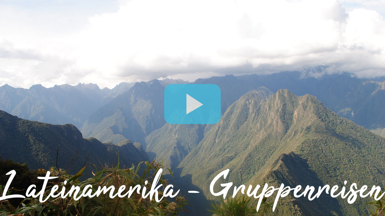 Reisen für junge Leute Lateinamerika