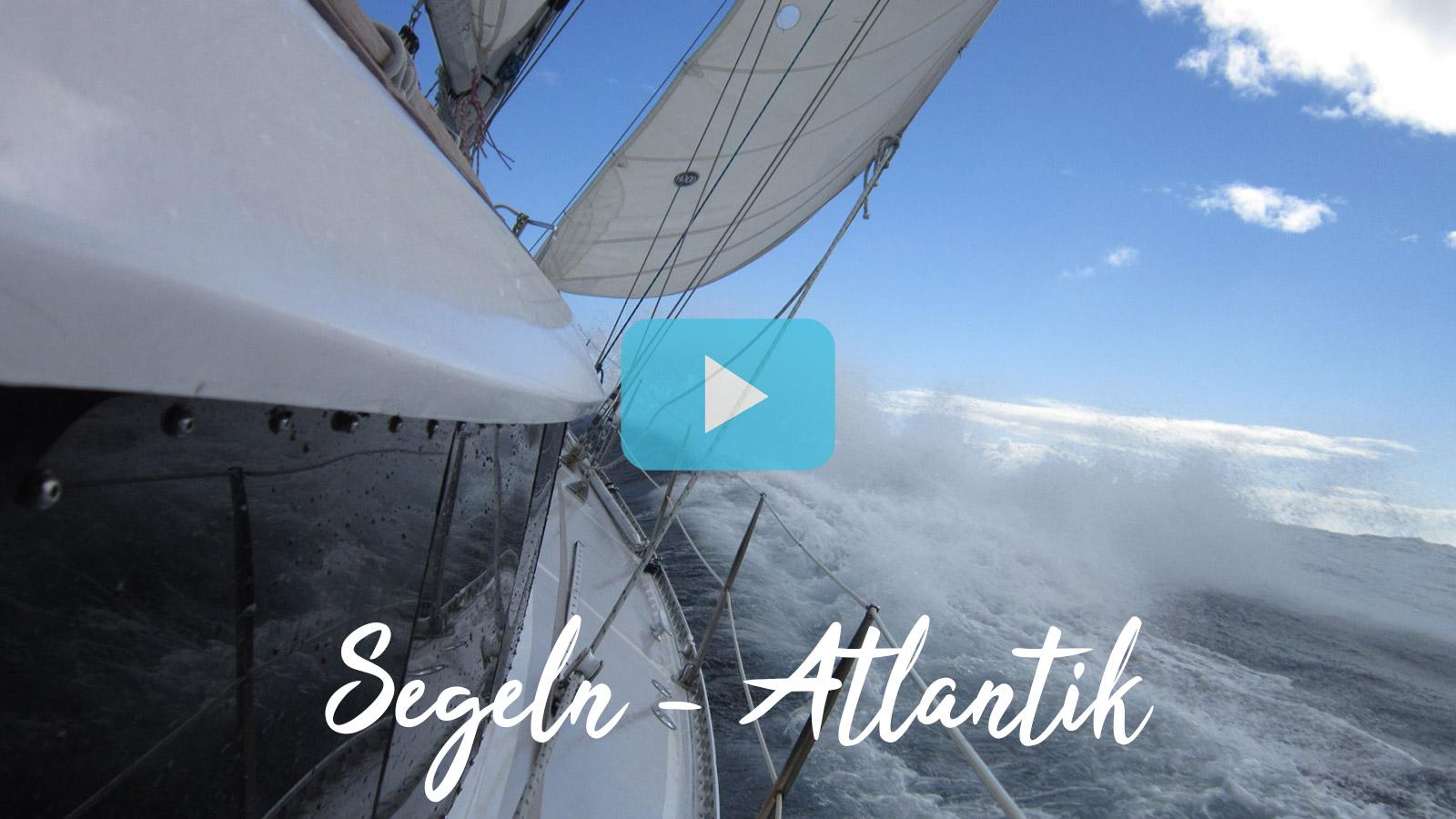 Segelreisen Atlantik