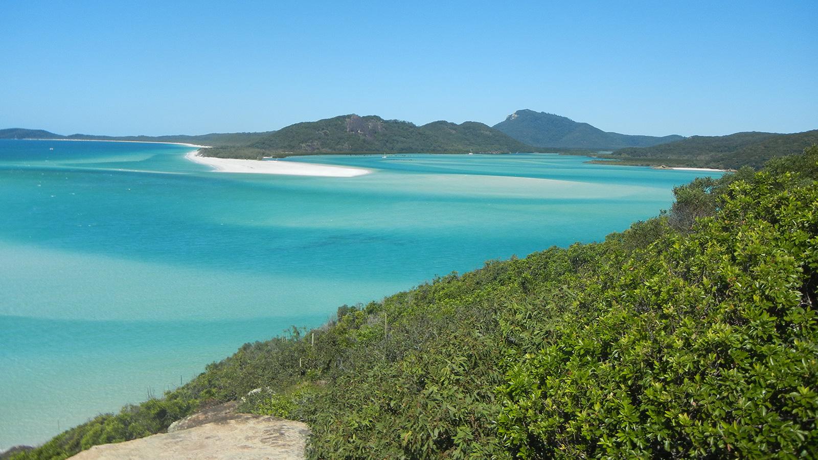 Abenteuer Australien: The Whitsundays