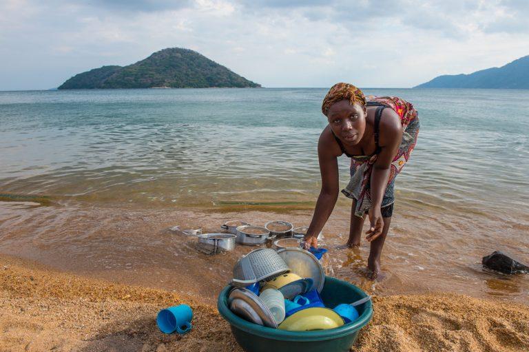 Wunderschöner Malawisee