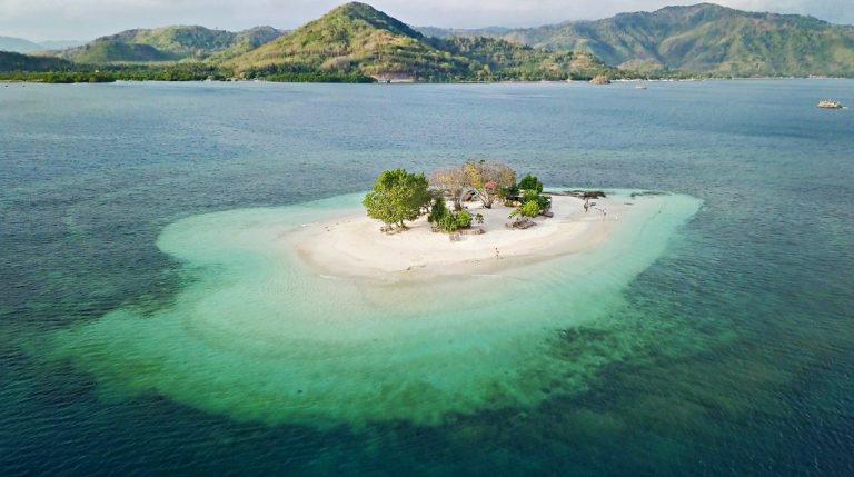 Kurs auf eine einsame Insel