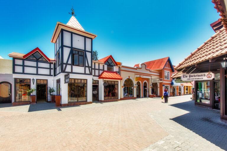 Swakopmund repräsentiert die deutsche Kolonialgeschichte