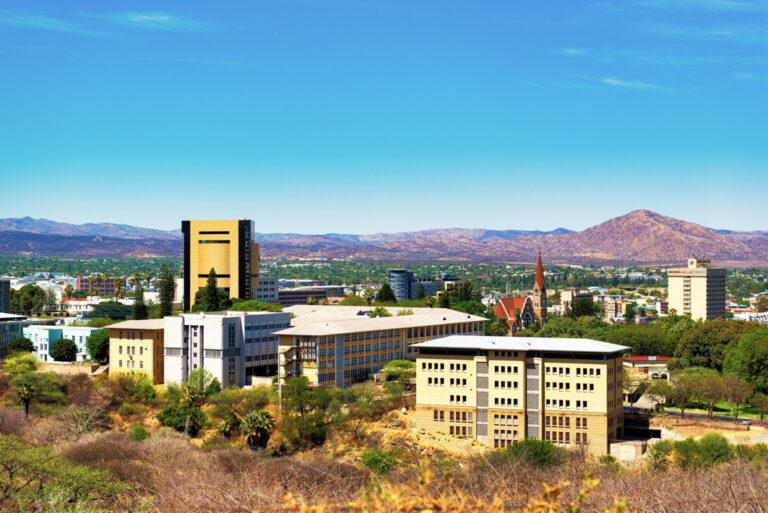 Charmantes Windhoek
