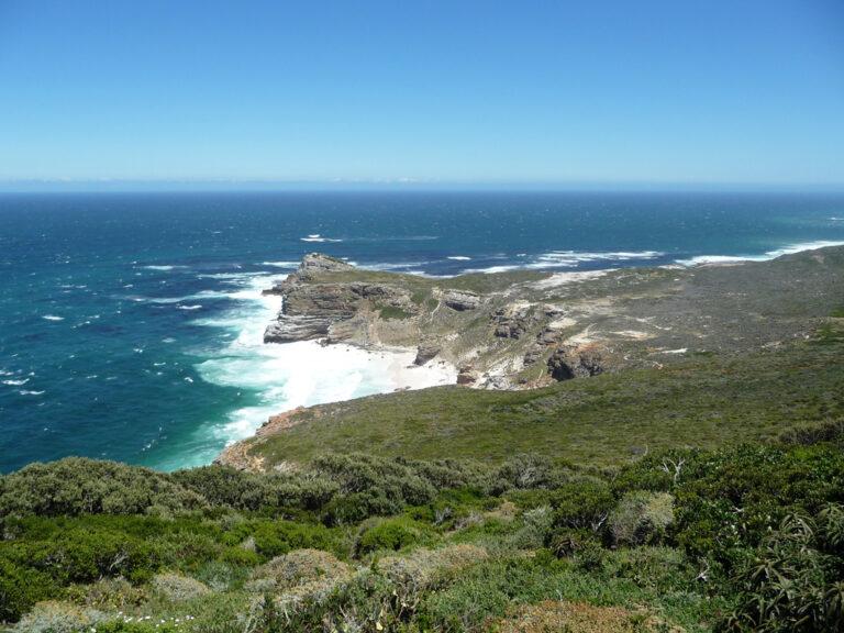 Wunderschöne Landschaften am Cape Point