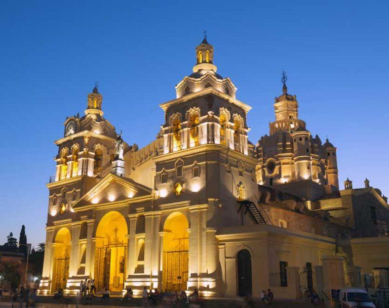 Die wunderschöne Iglesia Catedral in Cordoba