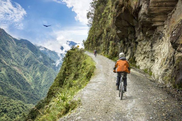 Adrenalin pur – Boliviens Death Road
