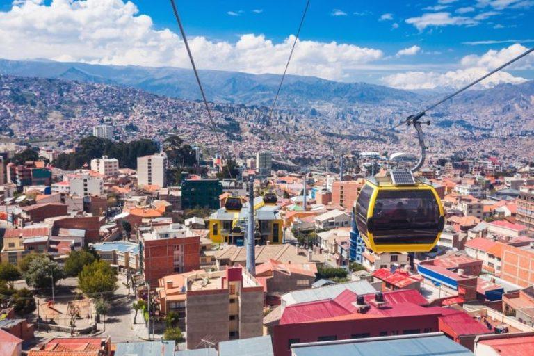 La Paz – die höchstgelegene Millionenstadt der Welt