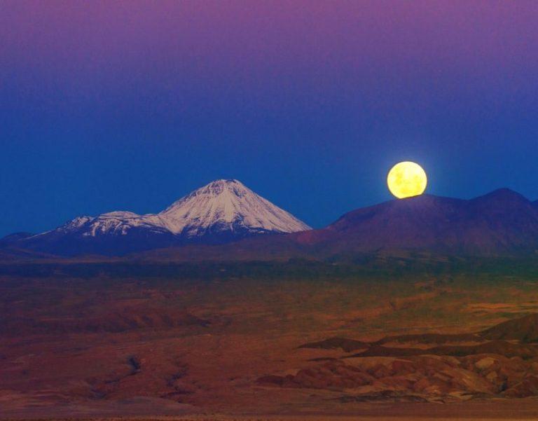 Die unbeschreibliche Atacama Wüste in Chile