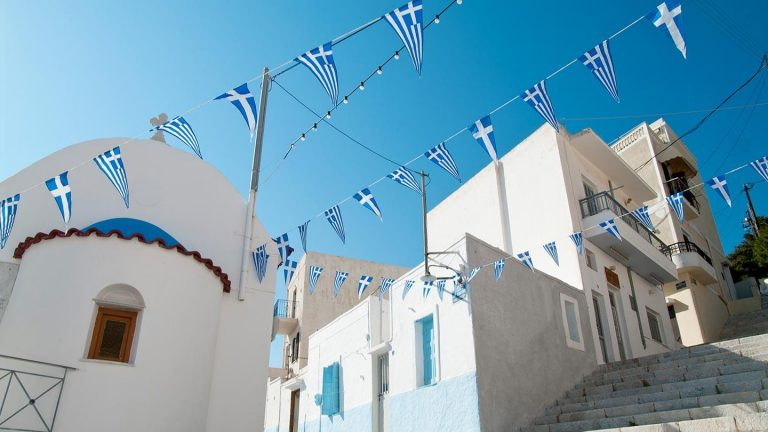 Willkommen auf den griechischen Inseln!