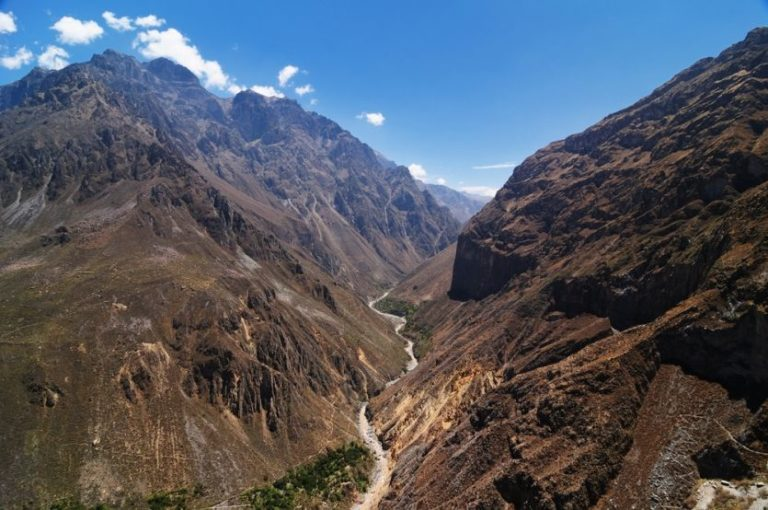 Der imposante Colca Canyon