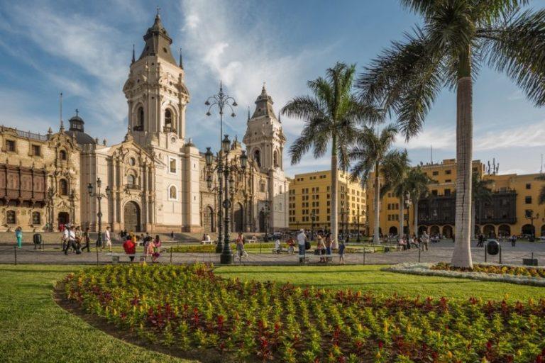 Limas koloniale Altstadt