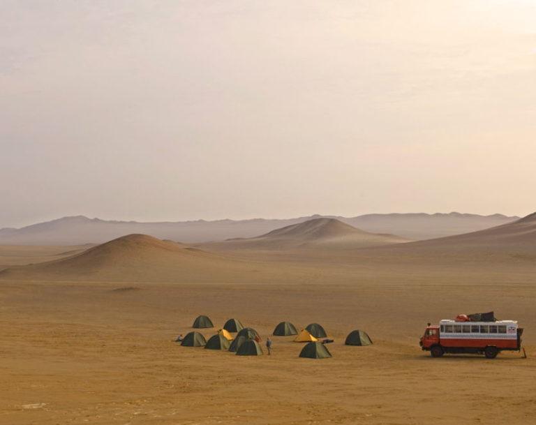 Die Nacht in der Wüste verbringen – ein einzigartiges Erlebnis