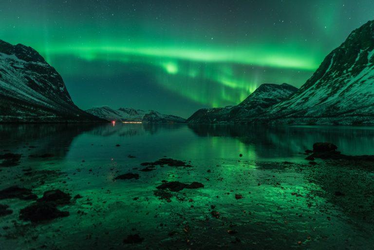 Die faszinierenden Nordlichter mit eigenen Augen sehen