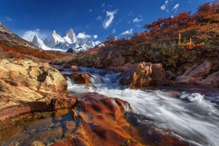 Die spektakulären Farben der Natur genießen