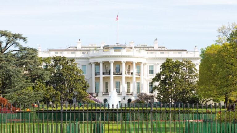 Washinton DC - Das Weiße Haus