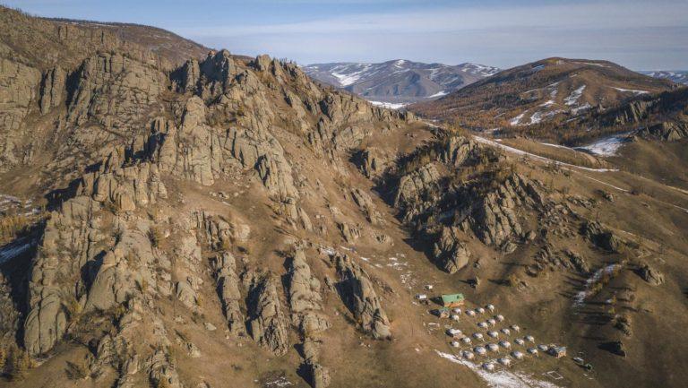 Der malerische Gorkhi Terelj Nationalpark