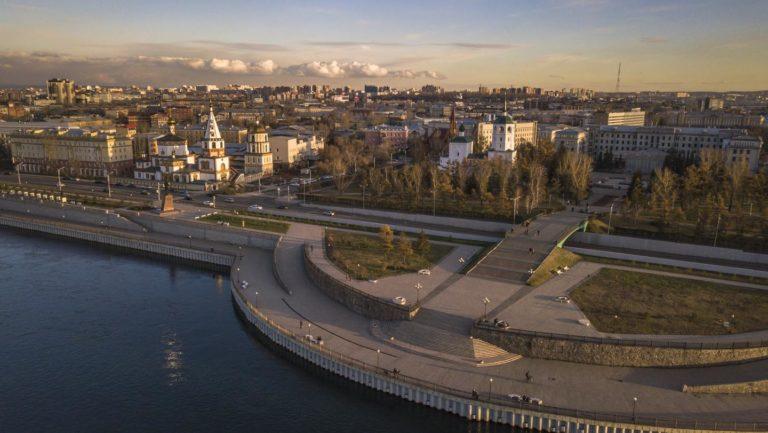Die Kulturmetropole Irkutsk kennenlernen