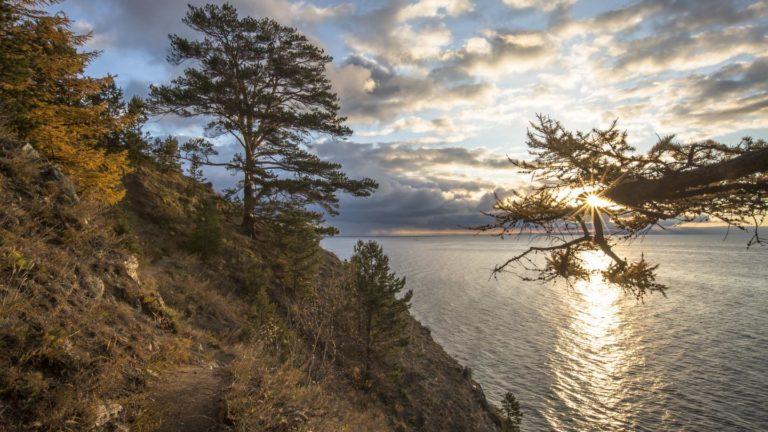 Der wunderschöne Baikalsee