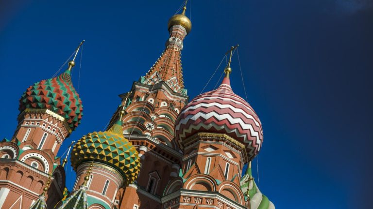 Willkommen in Moskau!