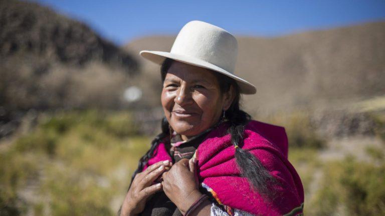 Die indigene Kultur kennenlernen