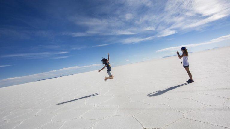 Der faszinierende Salzsee Salar de Uyuni