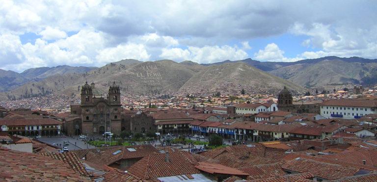 Die lebhafte Andenstadt Cusco