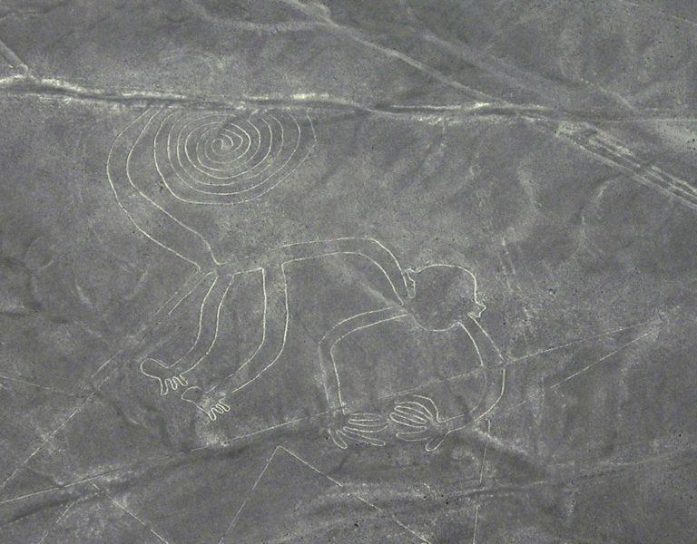 Die geheimnisvollen Nazca Linien