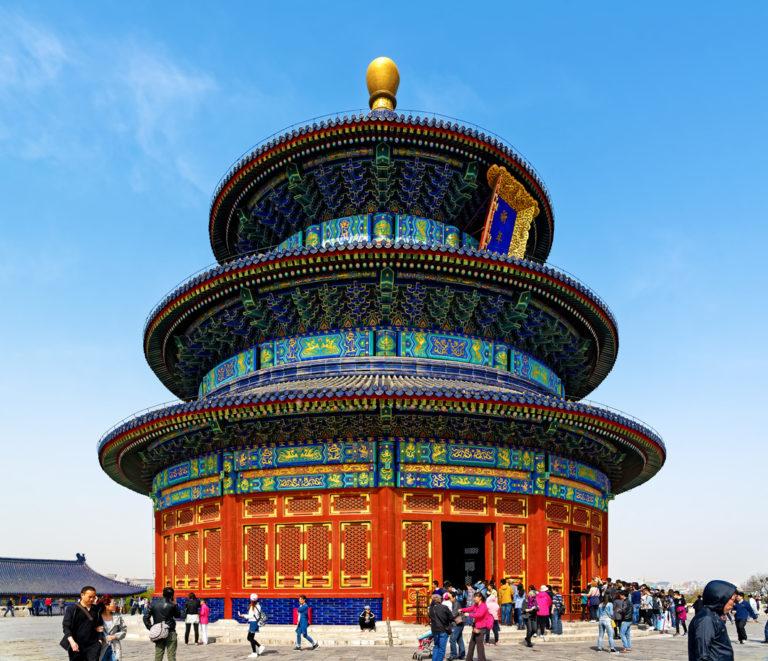 Ein absolutes Muss: Der Besuch des Himmelstempels in Peking