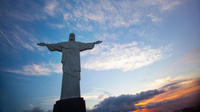 Cristo Redentor wacht über Rio