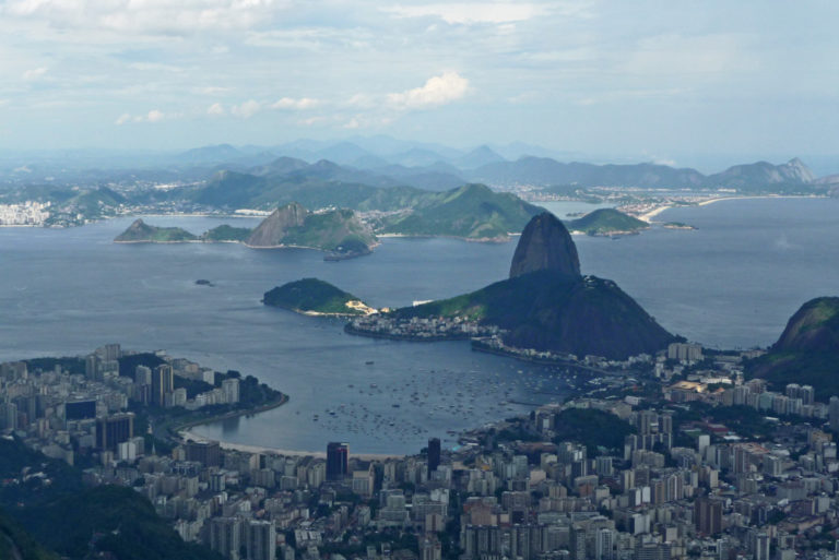 Die einzigartige Metropole Rio de Janeiro