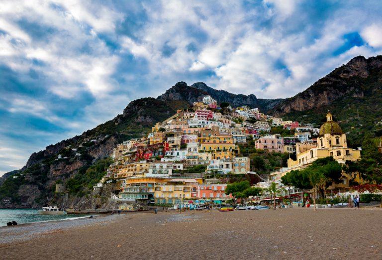 Amalfi empfängt mit traumhafter Kulisse