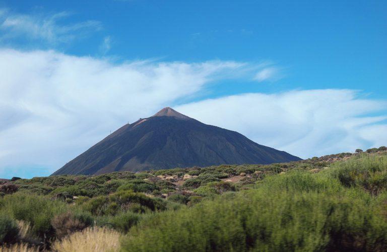 Spaniens höchster Berg: Pico del Teide auf Teneriffa