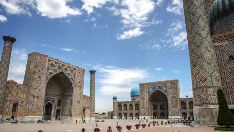 Kalon-Moschee in Buxoro, Usbekistan