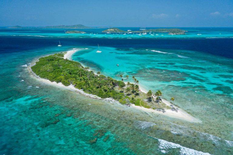 Das Paradies Tobago-Cays