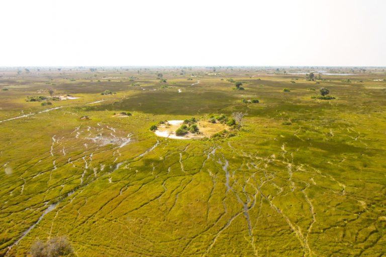 Faszinierendes Okavango Delta