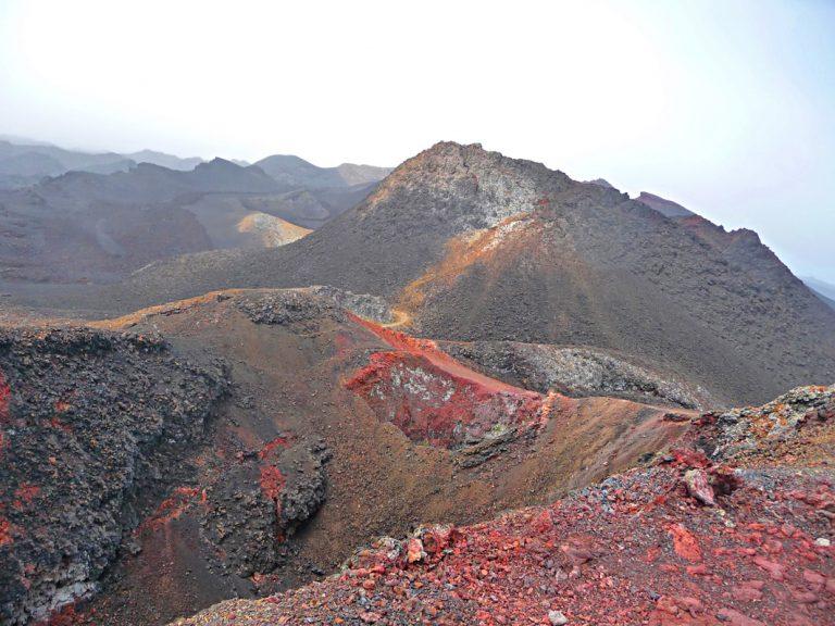 Vulkan Sierra Negra auf Isabela