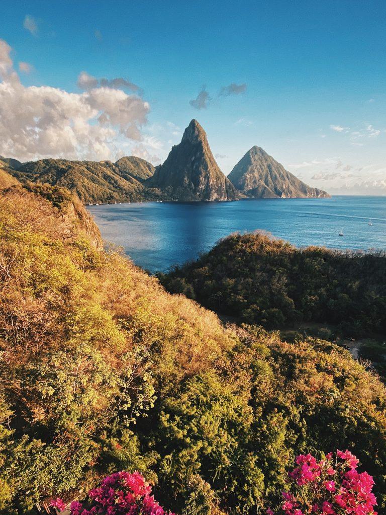 Karibische Inselschönheit : St Lucia