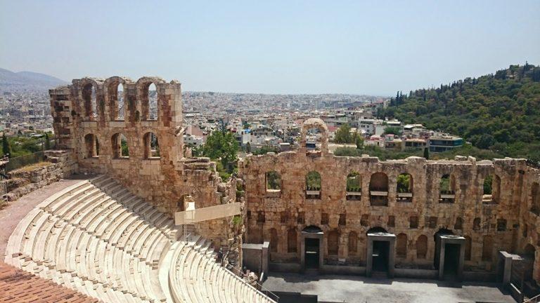 Die sagenhafte Akropolis