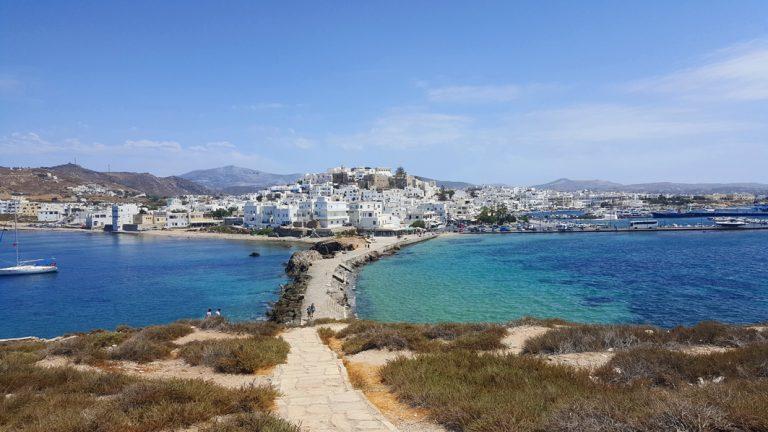 Naxos – die größte Insel der Kykladen