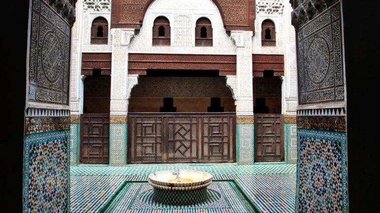 Marokkos wunderschöne Architektur bewundern