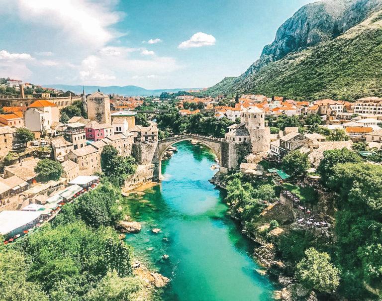 Märchenhaftes Mostar
