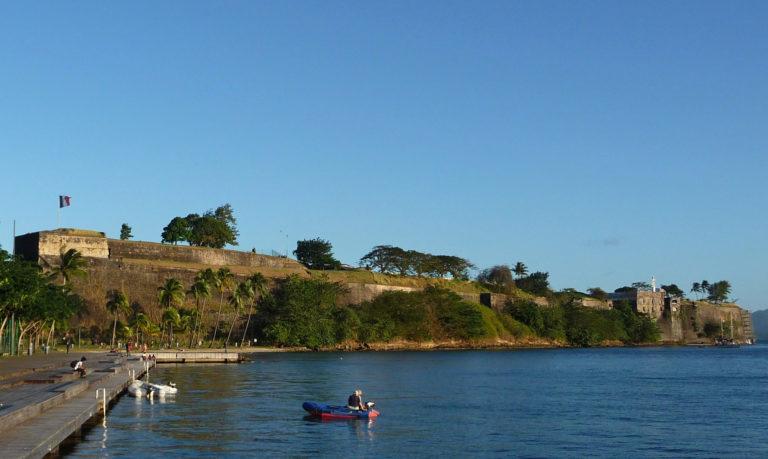 Fort de France auf Martinique