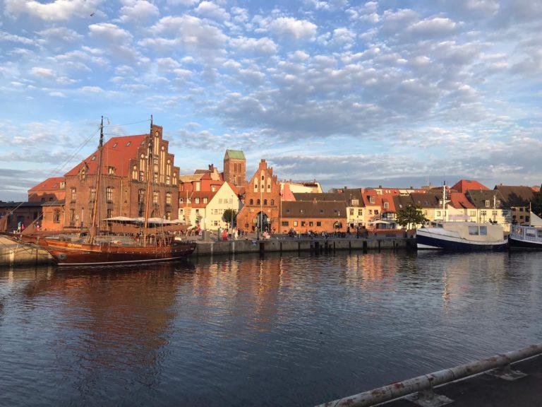 Charmante Hafenstädtchen