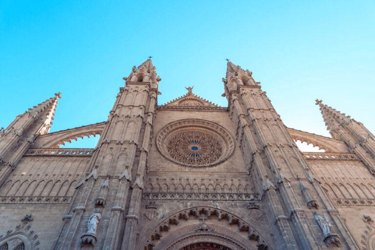 Die ehrwürdige Kathedrale von Palma de Mallorca
