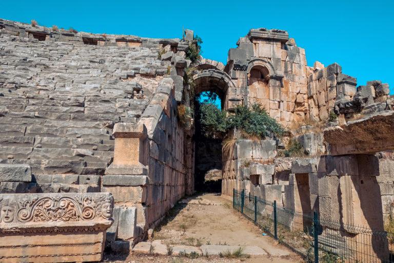Die türkische Geschichte entdecken