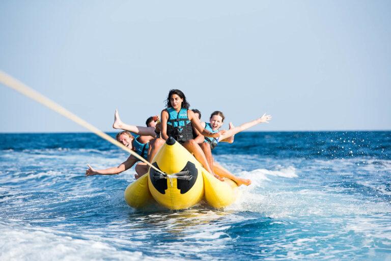 Banana Boat Spaß