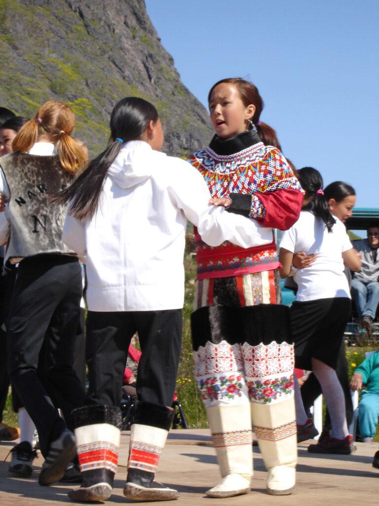In die Inuit Kultur eintauchen
