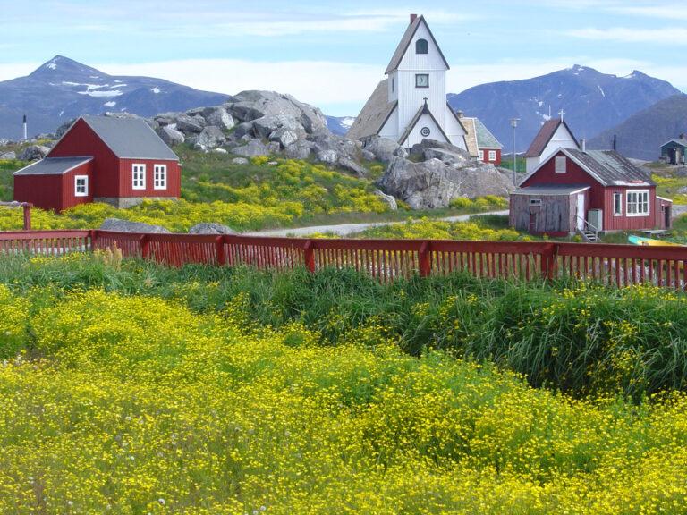 Nanortalik – die südlichste Stadt Grönlands