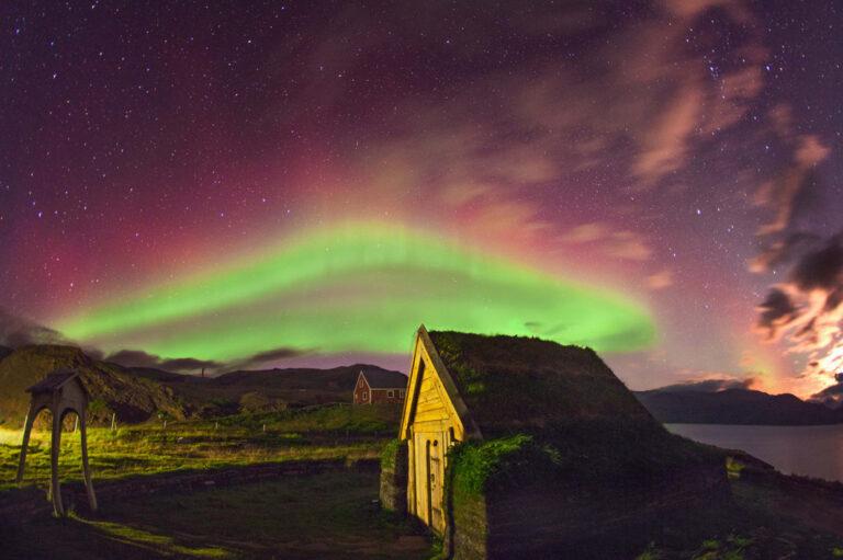 Die faszinierenden Nordlichter