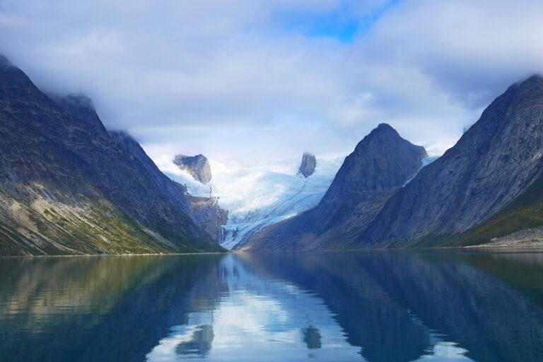 Wunderschöner Tasermiut Fjord